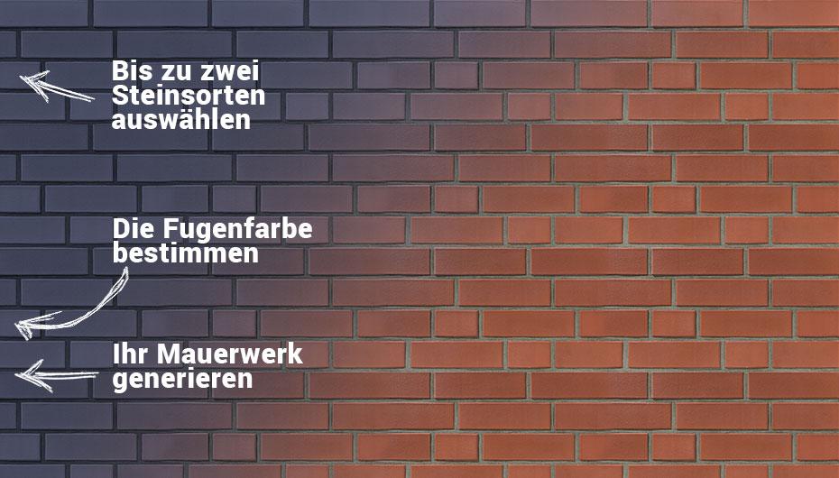 Mauerwerkdesigner - Klicken, planen, bauen - präsentiert ...